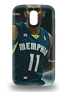 New Arrival 3D PC Case Specially Design For Galaxy S4 NBA Memphis Grizzlies Mike Conley #11
