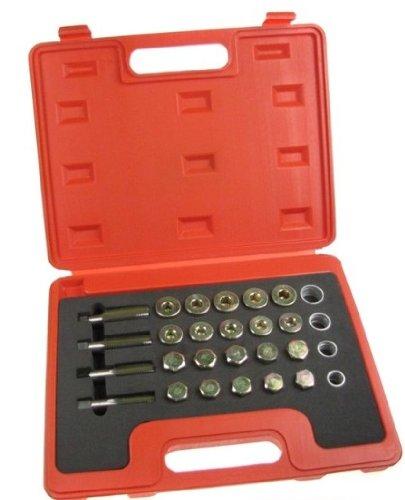 Amazon com: SUPERTOOLS M13 M15 M17 M20 Oil Pan Drain Plug