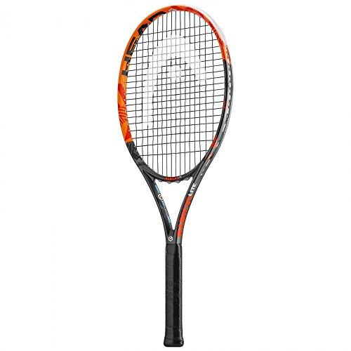 HEAD Graphene XT Radical Lite Tennis Racquet, Unstrung, 4 3/8 Inch - Lite Tennis Racket