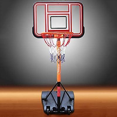 XZYB-lqj Cancha de Baloncesto al Aire Libre Portable Q0182 ...