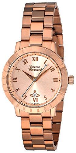Vivienne Westwood watch Bloomsbury rose gold dial VV152RSRS Ladies
