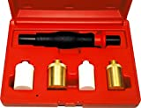 T&E Tools 8964 25 & 30mm Brass/Polyamide Drift Punch Set