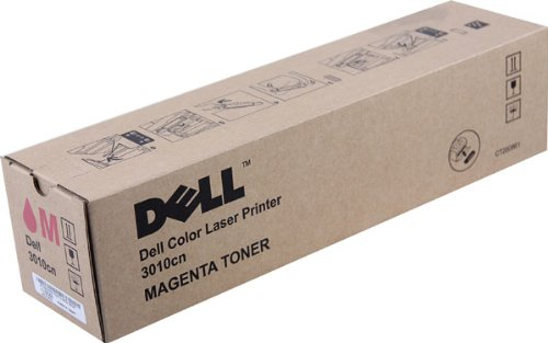 Dell 341-3570 Premium High Value Magenta Laser/Fax Toner Cartridge