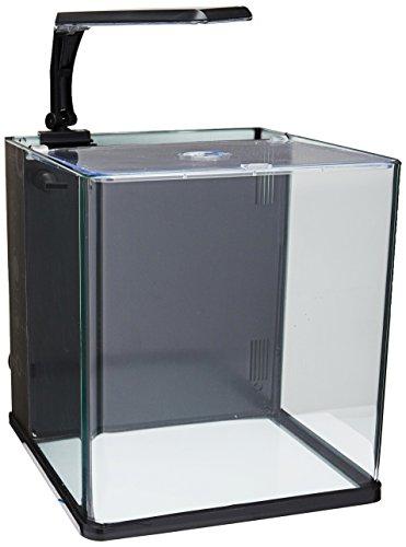 Lomas FL7955 Kit AquaJet Nano Cubo 2.5 - Kit de acuario ecologico, 18 Lt
