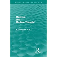 Marxism and Modern Thought (Routledge Revivals)
