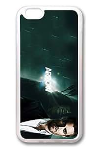 iPhone 6 plus Case, 6 plus Case - Soft Flexible Clear Case Cover for iPhone 6 plus Arrow Tv Show Thin Fit Clear Rubber Case Bumper for iPhone 6 plus 5.5 Inches