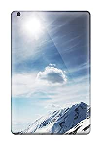 Robert sheppard James's Shop Hot Design Premium Tpu Case Cover Ipad Mini Protection Case(sunny Snowy Mountains) 7365608I27890895