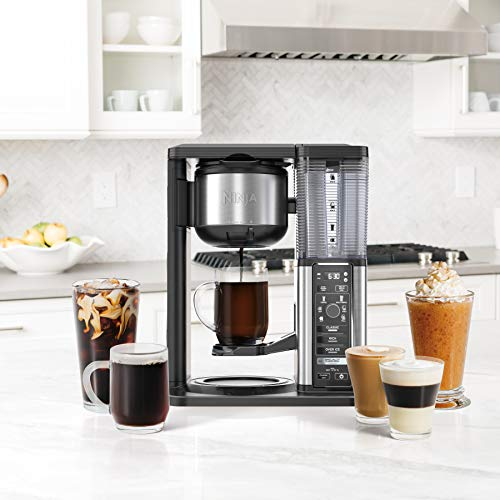 Ninja Specialty Coffee Maker, with 50 oz. Glass Carafe ...