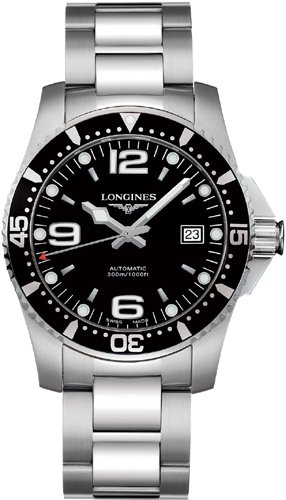 Longines Sport Collection Hydroconquest Mens Watch L3.642.4.56.6