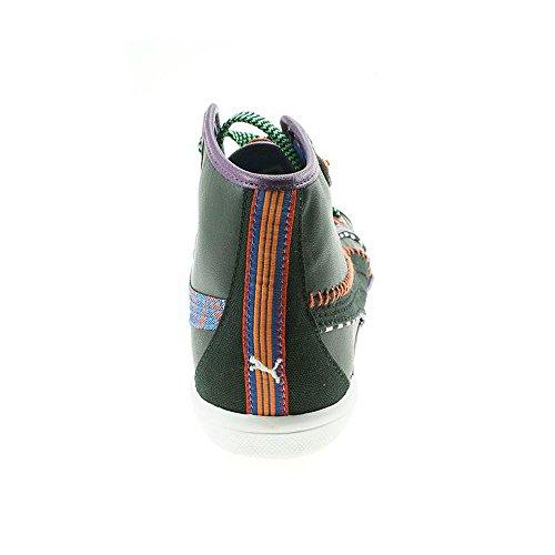 Puma - Corsica Mid Triba - 35140902 - Color: Negro - Size: 37.0