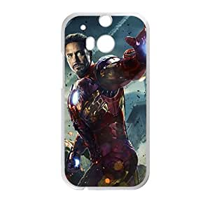 DAZHAHUI The Avengers Phone Case for HTC One M8 case BY RANDLE FRICK by heywan