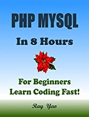 "This is a zero-risk investment, If you are not satisfied with the eBook, you can get a full refund within 7 days! About This BookThis Book Absolutely for Beginners:""PHP in 8 Hours"" covers all essential PHP knowledge. You can learn complete pr..."