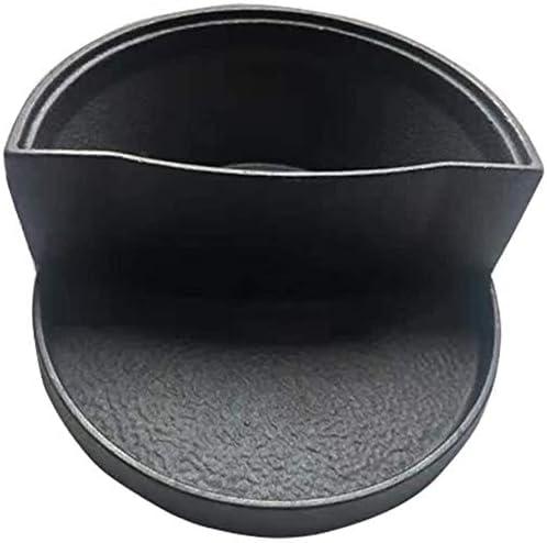 Fonte à double usage High And Low Pot Petit Hot Pot multi-fonction Hot Pot Barbecue intégré Ménage Barbecue marmite à soupe Poêle Poêle