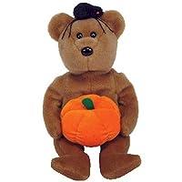 1 X TY Beanie Buddy - HOCUS el oso de Halloween