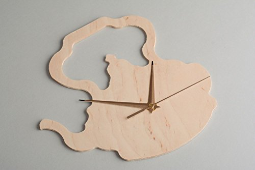 Wall Clock for Decoupage