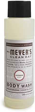 Mrs. Meyer's Body wash, Lavender, 16 fl oz