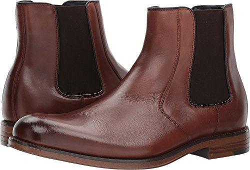 Dockers Men's Ashford Chelsea Boot, Brown, 11.5 M US (Shoes Dockers Boots)
