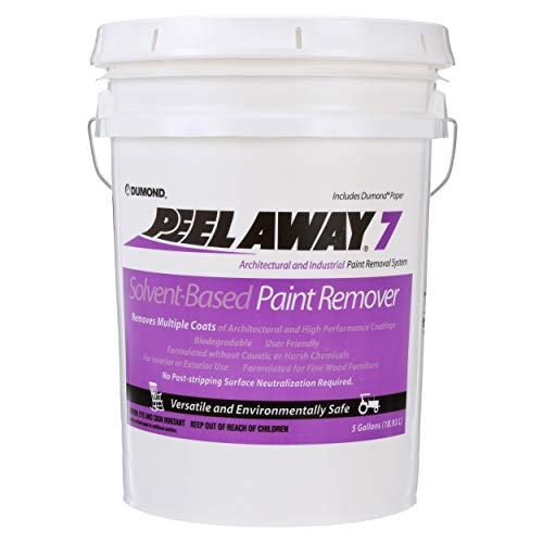 (Dumond Chemicals, Inc. 7005 Peel Away 7 Solvent-Based Paint Remover, 5)