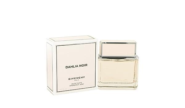Givenchy Colonia con vaporizador, Dahlia Noir, Eau de Toilette, 75 ml: Amazon.es: Belleza
