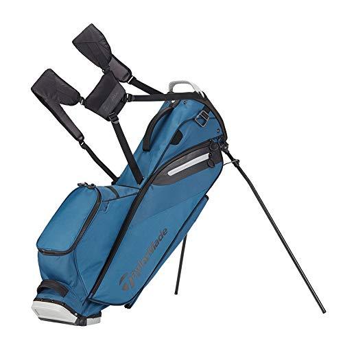 TaylorMade Golf Flextech Lite Stand Bag Teal/Gray (Teal/Grey)