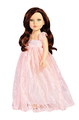 Wesen Doll Clothes For 18 Inch Dolls Pal - Doll Pink Dress Shopping Results