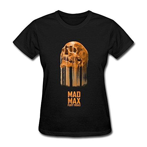 Lule'x Mad Max Fury Road Women T Shirt,O-Neck T-shirts Medium