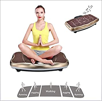 SVNA Plataforma vibratoria Massager Vibrante del Cuerpo ...