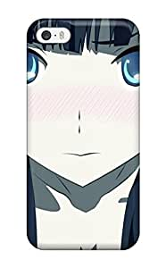 Amanda W. Malone's Shop Best 7473513K760965988 blue anime sankarea sanka rea Anime Pop Culture Hard Plastic iPhone 5/5s cases