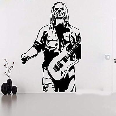 haotong11 Gran Corey Taylor Slipknot Guitarra Etiqueta de La Pared ...
