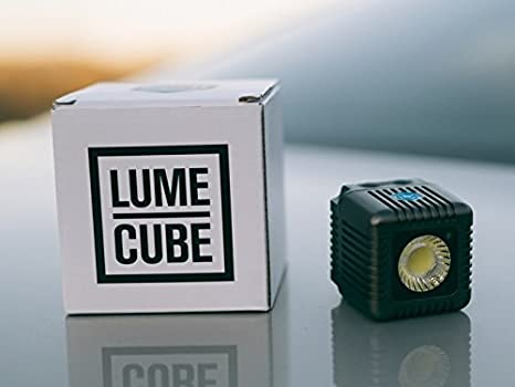 LUME CUBE Bluetooth External Flash & Video Light for Casual Capture Devices: Amazon.es: Electrónica