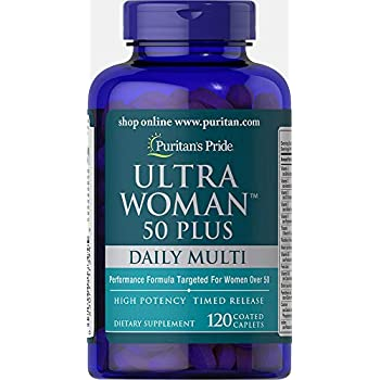 ultra woman vitamins