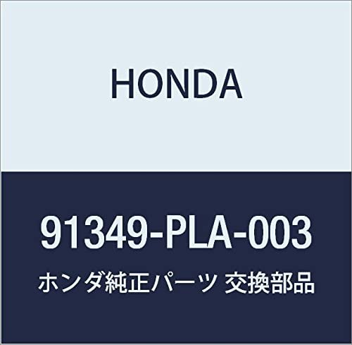 Genuine Honda 91349-PLA-003 Pump Cover Seal