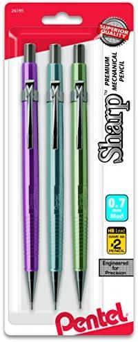 Pentel P207MBP3M1 Sharp Automatic Pencil