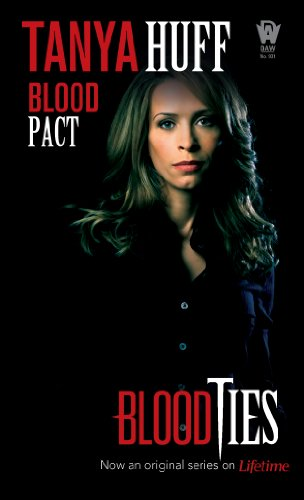 book cover of Blood Pact