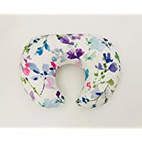 Nursing Pillow Cover - Bright Wildflowers