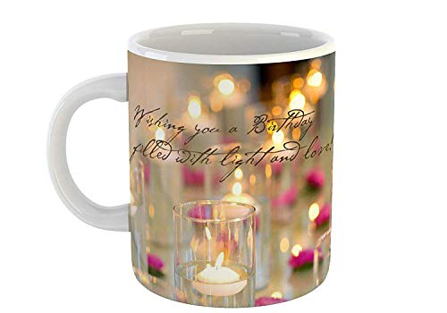 SCPmarts Create Your Desire Ceramic Coffee Mug – 1 Piece, White, 325 ml Price & Reviews