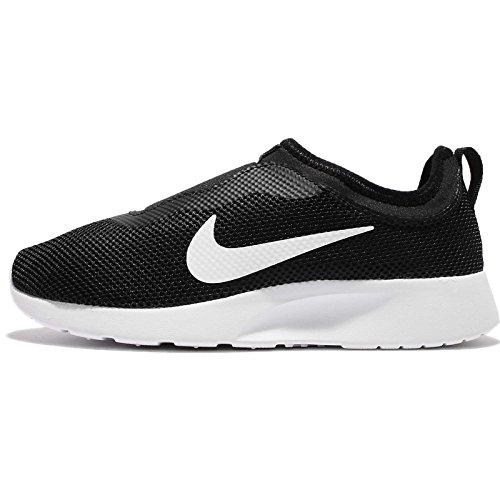 Donna Nero weiß Nike Tanjun Scarpe Slip Wmns Running schwarz OnRqpXw