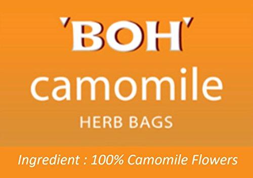 BOH Tea Gift Variety Pack Cameronian Black, Lime Ginger, Lemon Mandarin, Camomile, Peppermint, Lemon Myrtle, 48 Count