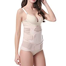 Athaelay Postpartum Shapewear Belly Waist Recovery Pelvis Support Wrap/Belt/ Band