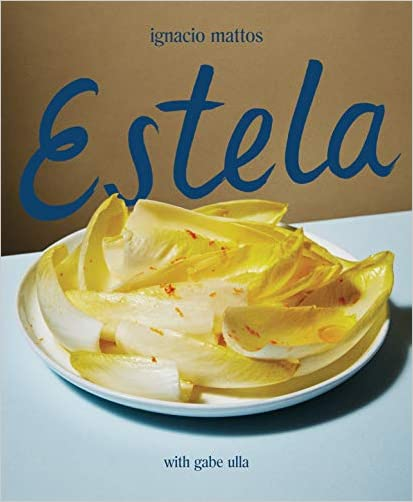 Estela Hardcover Cookbook by Ignacio Mattos
