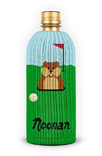 FREAKER Fits Every Bottle Can Beverage Insulator, Stops Bottle Sweat, Noonan Gopher Caddyshack Golf