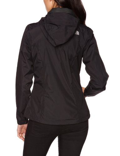 The North Face Womens Resolve Jacket TNF Black LG