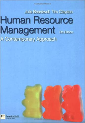 Human resource management a contemporary approach amazon human resource management a contemporary approach amazon tim claydon julie beardwell 9780273707639 books fandeluxe Choice Image