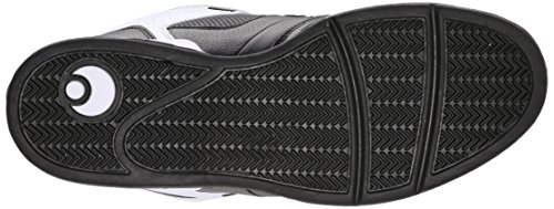 Osiris Mens NYC83 Skate Shoe Black/White/White fCzRS
