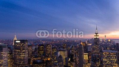 barato y de moda Lona 110 x 60 cm New York York York Skyline (55384782), lona, 110 x 60 cm  el mas reciente