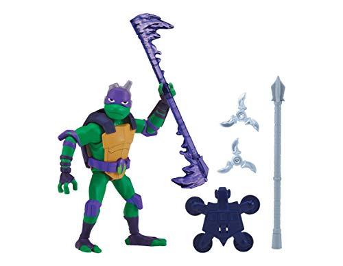 Teenage Mutant Ninja Turtles TUAB0400 - Figura de acción básica con texto en inglés