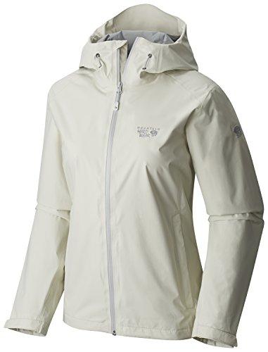 Mountain Hardwear Finder Jacket - Women's Stone Small