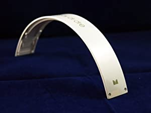 Amazon.com: Replacement White Top Headband fr beats by dr
