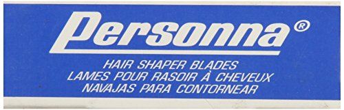 (Personna Hair Shaper Blades 25% Sharper Technology 5 Blades SR-PE602151)