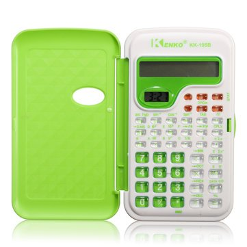 Generic Candy Color Office Mini Scientific Calculator
